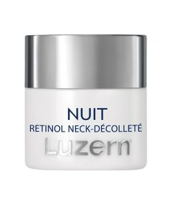 Nuit Retinol Neck & Décolleté | Luzern Labs | Shop Spa Radiance | San Francisco