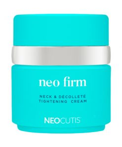 Neocutis | Neo Firm Neck & Decollete Tightening Cream | Shop Spa Radiance | San Francisco